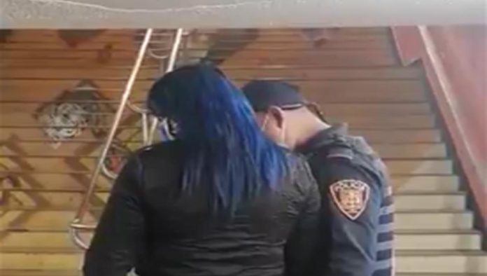 Policía del Metro de CDMX