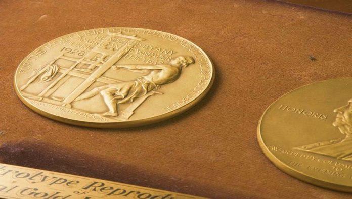Medallas del premio Pulitzer
