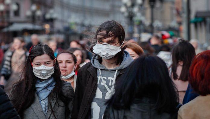 Joven en pandemia