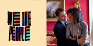We the people, serie animada de Michelle y Barack Obama