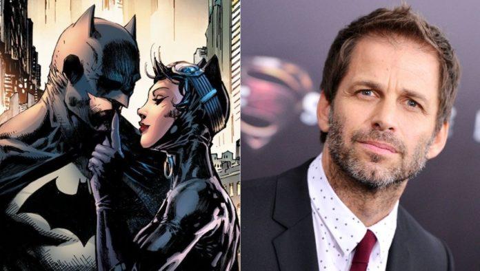Zack Snyder defiende escena sexual entre Catwoman y Batman eliminada