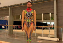 Cristofer Benítez enfrenta homofobia por participar en gimnasia rítmica