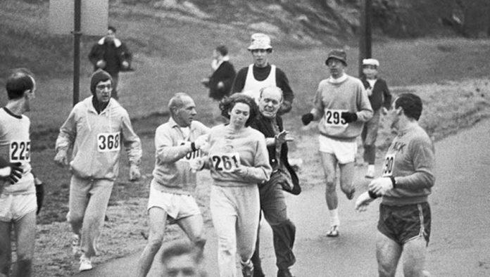 Kathrine Switzer, la primera mujer en correr oficialmente el maratón de Boston