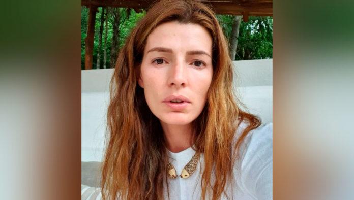 Acusan a exeditora de moda, Sara Galindo, de promover terapias de conversión