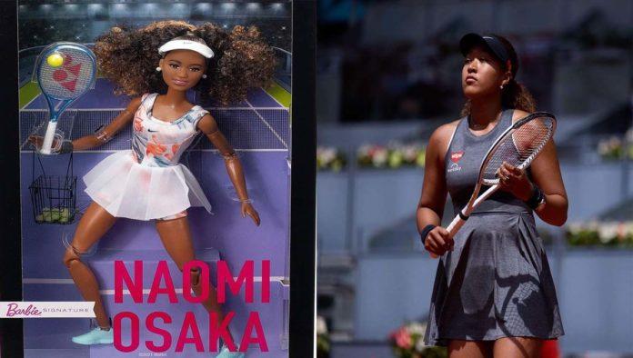 Muñeca de Naomi Osaka