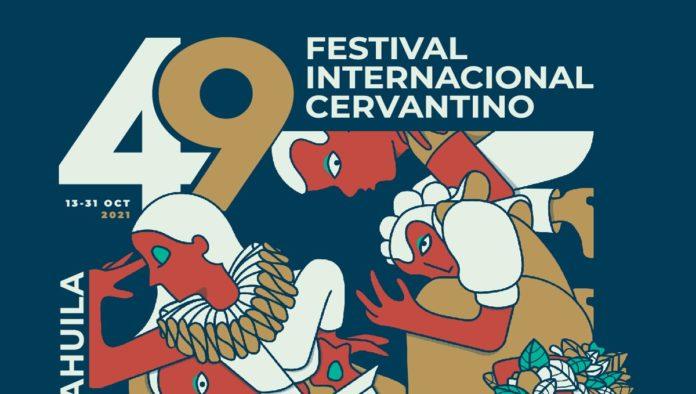 Cartel Festival Cervantino