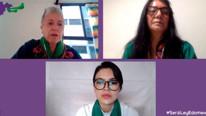 Exigen a Congreso de Edomex despenalizar el aborto