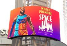 Espectacular de Space Jam