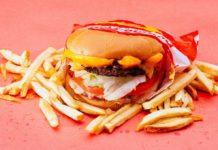 Hamburguesa tipo McDonald's