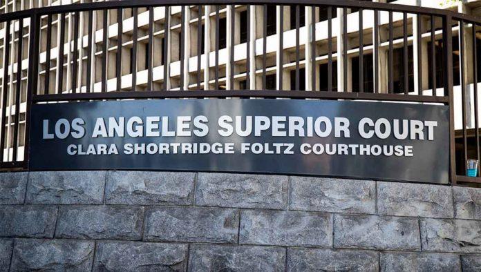 Corte superior de Los Ángeles