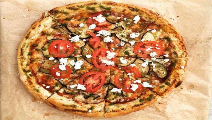 Pizza de Horno Ardiente
