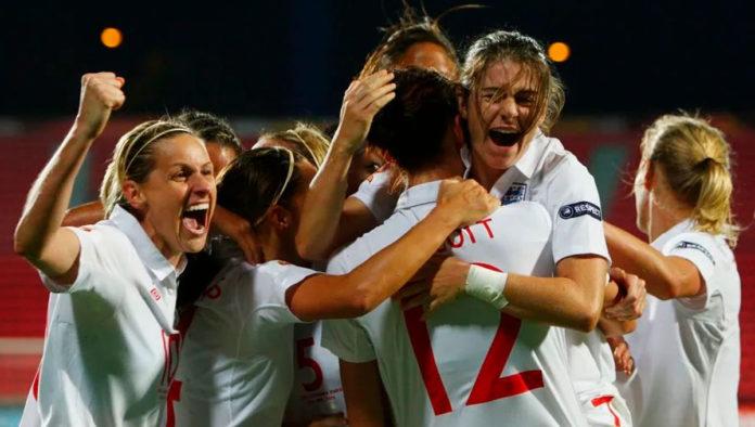 Inglaterra no tardó 55 años en llegar a la final de la Euro; la selección femenil lo hizo en 2009