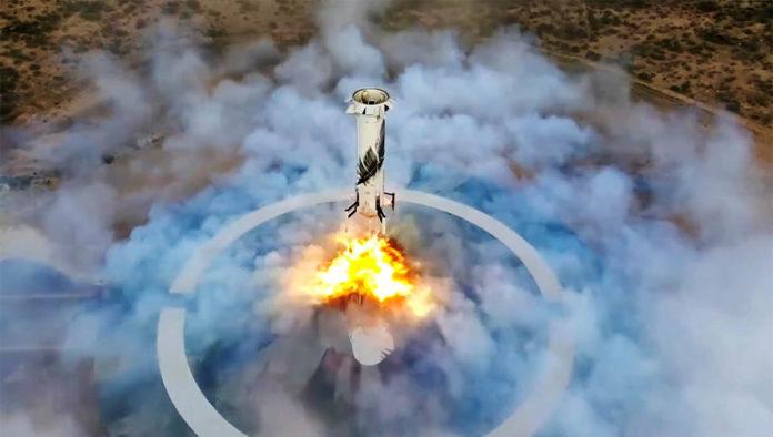 Blue Origin de Jeff Bezos