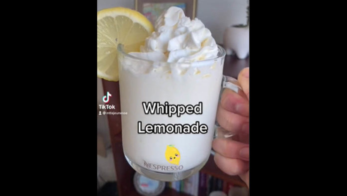 Limonada batida