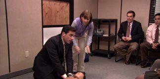 Escena de The Office