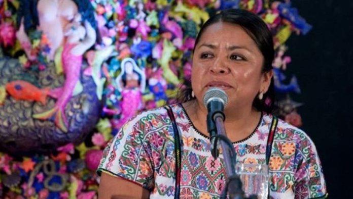 Martha Sánchez Néstor