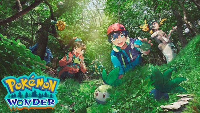 Pokemon Wonder
