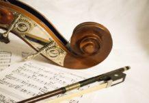 Partitura de música clásica