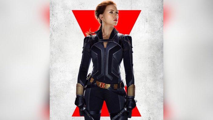 Scarlett Joahnsson como Black Widow