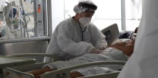 Persona hospitalizada