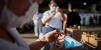 Tercera dosis de la vacuna de Pfizer