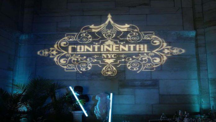 The Continental, hotel en John Wick