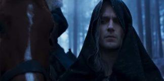Escena del tráiler de la segunda temporada de The Witcher