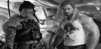 Una escena de Thor 4
