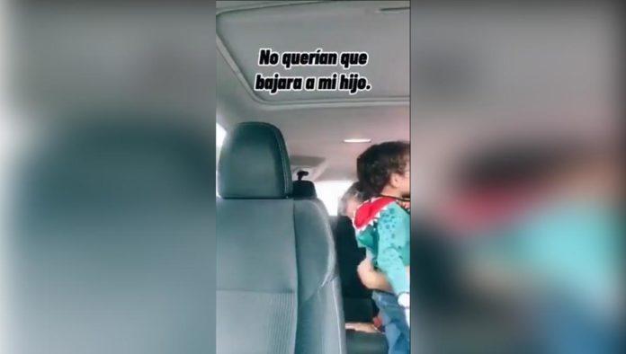 Video viral de robo en Álvaro Obregón
