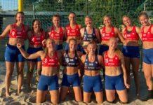 Equipo voleibol femenil