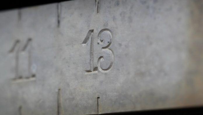 13 de mala suerte