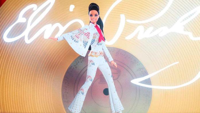 Lanzan Barbie inspirada en Elvis Presley