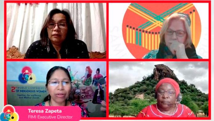 Inicia la segunda Conferencia Global de Mujeres Indígenas