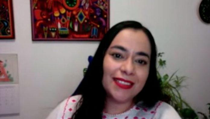 La mexicana Carmen Alcázar recibe mención honorífica como Wikimedista del año