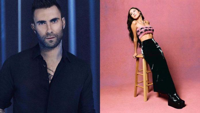 Adam Levine y Olivia Rodrigo