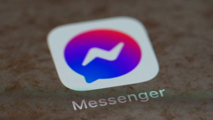 Símbolo de Messenger
