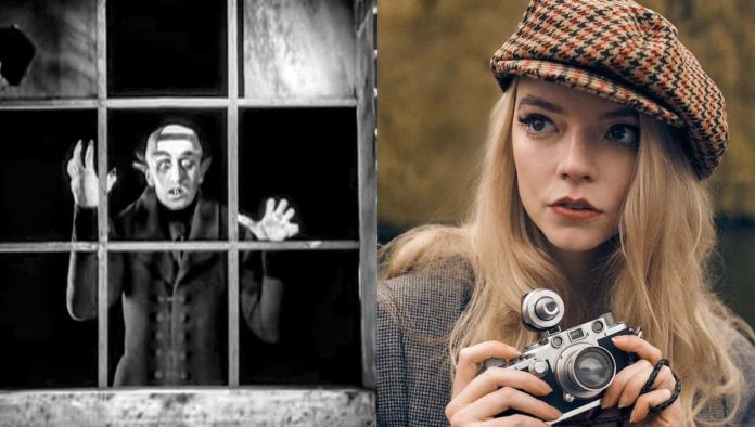 Nosferatu y Anya Taylor-Joy