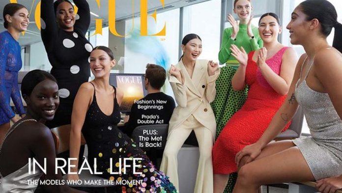 Portada de Vogue USA