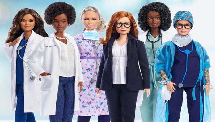 Barbie de Sarah Gilbert
