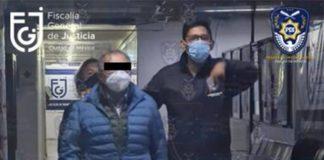 Saúl Huerta tramitó amparo contra detención el día de su entrega