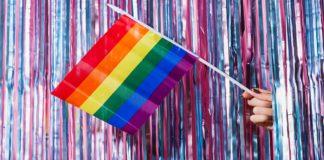 Bandera de población LGBT