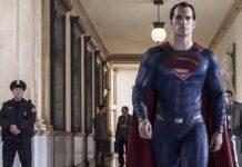 Superman por Henry Cavill