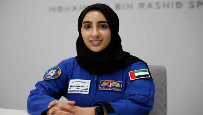 Nora Al Matrooshi