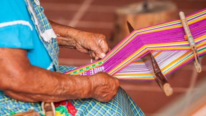 Artesana de Oaxaca