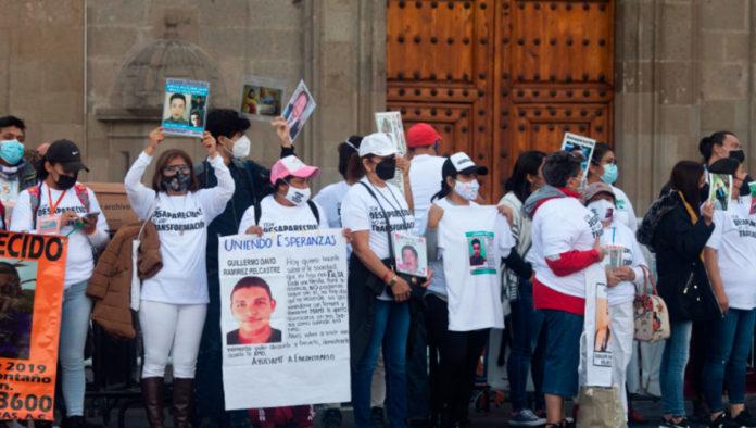 ONU pide a México fortalecer búsqueda de personas desaparecidas