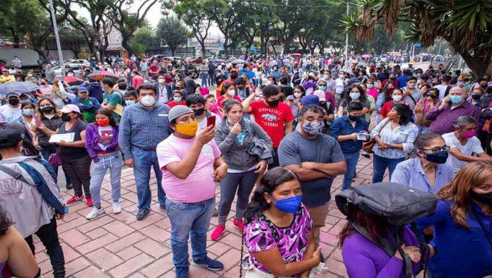 Pandemia en México