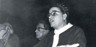 Aurora Reyes, la primera muralista mexicana