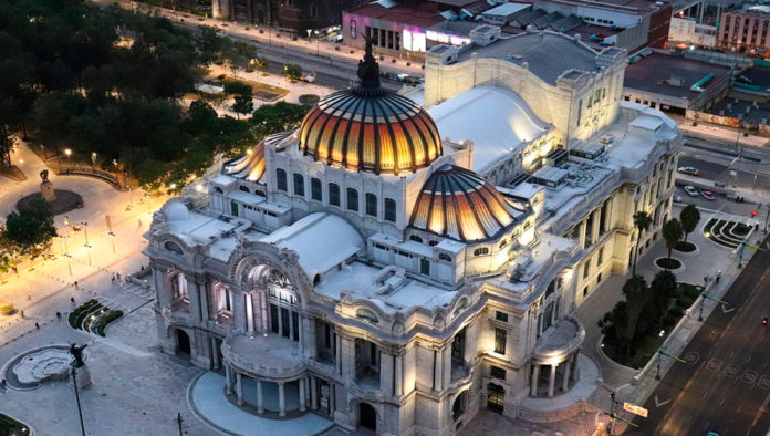 ¿Cómo nació el Palacio de Bellas Artes?