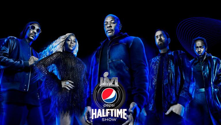¡El hip-hop estará presente en el Super Bowl LVI! Anuncian a Mary J. Blige, Eminem, Snoop Dogg y más