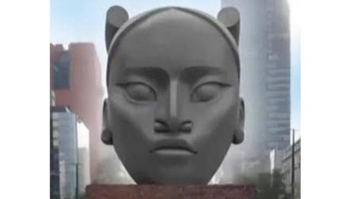 Tlali no sustituirá a la estatua de Colón en Reforma